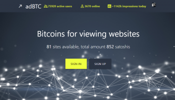 AdBTC.top Review – How To Earn Bitcoins Daily By Completing Simple Online Tasks