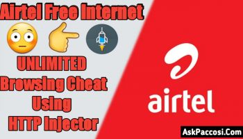 Airtel Free Browsing – HTTP Injector Ehi Configuration File