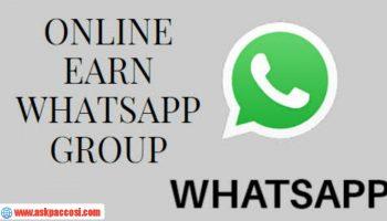 1000+ Make Money Online WhatsApp Group List 2020/2021