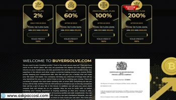 Buyersolve.com Review – Scam Or Legit? (Read Before Joining)