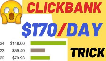 How To Make $170/Day On Clickbank In 2021 |  Beginners (No Website) | NEW Free Traffic System
