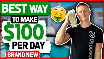 Best Free Way To Make $100 Per Day Online In 2021 Using Your Phone Or Computer