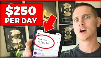 How To Make $250/Day Online In 2021 As A Beginner | No Skills Required