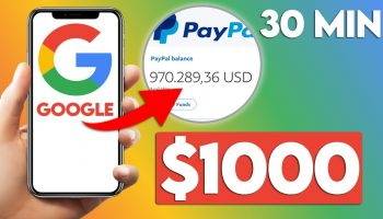 Earn $1000 In 30 Min With Google (Free PayPal Money) New Trick 2021