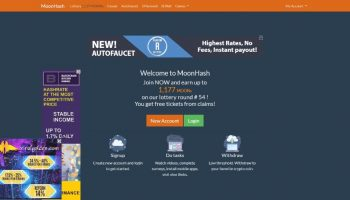 MoonHash.cc Review (Scam Or Legit?) – Get Paid To Solve Captchas