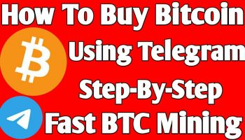 How To Safely Buy Bitcoin Or Any Crypto Using Telegram App | Full Steps 2021