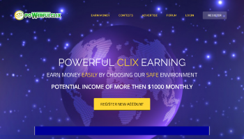 Powerfulclix.com Review (Scam Or Legit?) – Get Paid To Click Ads