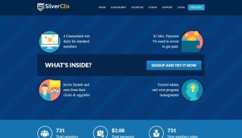 SilverClix.net Review (Scam Or Legit?) – Get Paid To Click Ads
