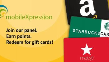 MobileXpression Review – Earn Cash & Giftcards By Using The Internet (Scam Or Legit?)