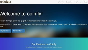 Coinfly.io Review – Get Paid To Click Advertisements (Scam Or Legit?)