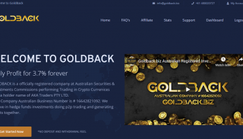 Goldback.biz Review – Earn 3.7% Forever (Scam Or Legit?)