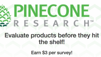 Pinecone Research Review – Get Paid To Take Online Surveys (Scam Or Legit?)