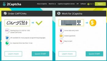 2Captcha Review – Get Paid To Solve Captchas (Scam Or Legit?)