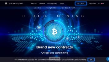 CryptoUniverse Cloud Mining Review – Scam Or Legit?