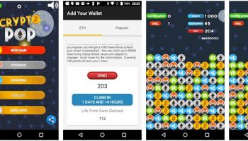 CryptoPop Review – Earn Ethereum Playing A Crush Game (Scam Or Legit?)