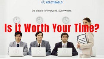 Kolotibablo.com Review – Get Paid To Solve Captchas (Scam Or Legit?)