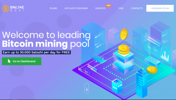 Bitcoin Pool Review – Mine Bitcoins Using Any Device (Scam Or Legit?)
