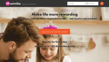 Maximiles Review – Get Paid To Complete Online Surveys (Scam Or Legit?)