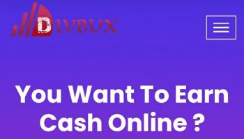 Divbux.com Review – Get Paid To Click Ads (Scam Or Legit?)