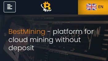BestMining.top Review – Cloud Mining Site Without Deposit (Scam Or Legit?)