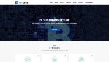 Hitmine.io Review – Mine Crypto On Your Phone Or PC (Scam Or Legit?)