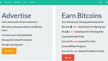 BtcVic Review – Earn Bitcoins By Surfing Ads (Scam Or Legit?)