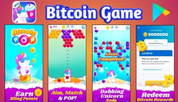 Bitcoin Pop Review – Earn Bitcoins By Playing Fun Games (Scan Or Legit?)