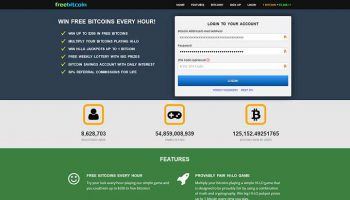 FreeBitco.in Review – Earn Bitcoins By Playing Free Games & Faucet (Scam Or Legit?)