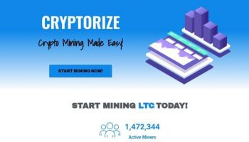 CryptoRize.me Review – How To Mine 0.0075 BTC Per Day Using Any Device (Full Review + Payment Proof)